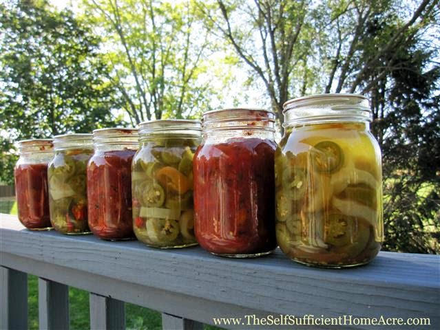 Preserving Food on the Homestead