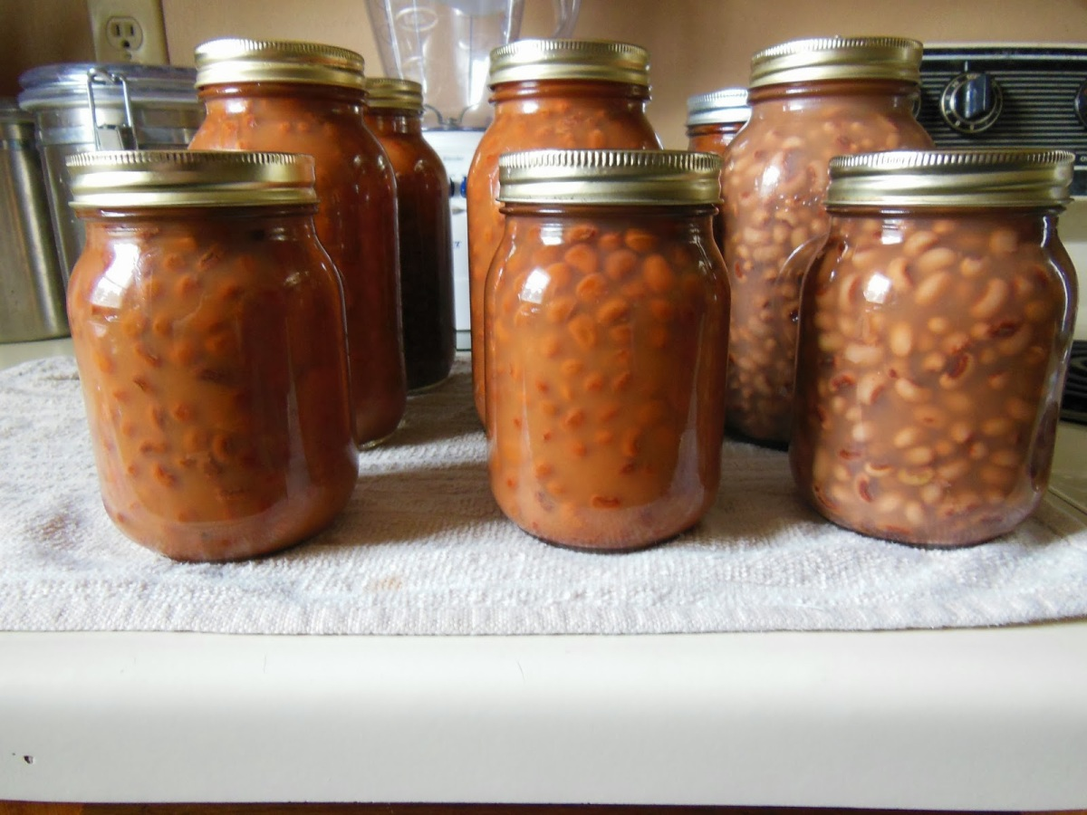 How to Pressure Can Crowder and Blackeyed Peas