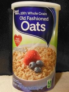 Great Value Whole Grain Oats