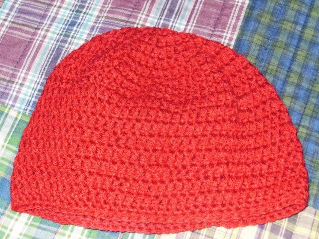My First Crochet Beanie