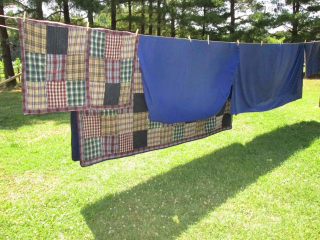Solar Wind Alternative Clothes Drying Apparatus AKA Clothes Line