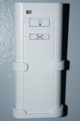 Ceiling Fan/Light Remote Alternative to Pulling Electrical Wire in Old Home