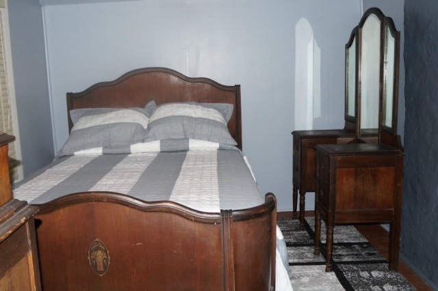 Our 1940 Farmhouse Upstairs Guest Bedroom Makeover