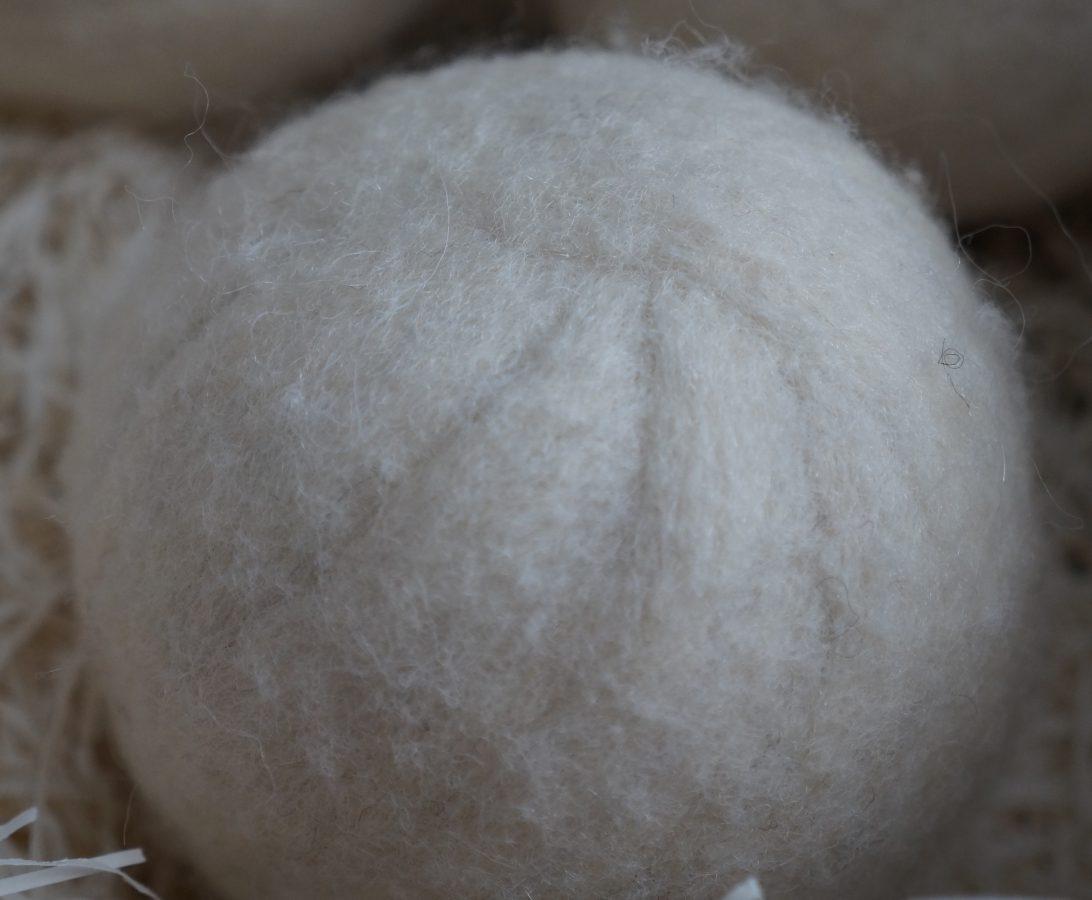 Essential Oil Wool Dryer Balls | Dryer Sheet Substitute